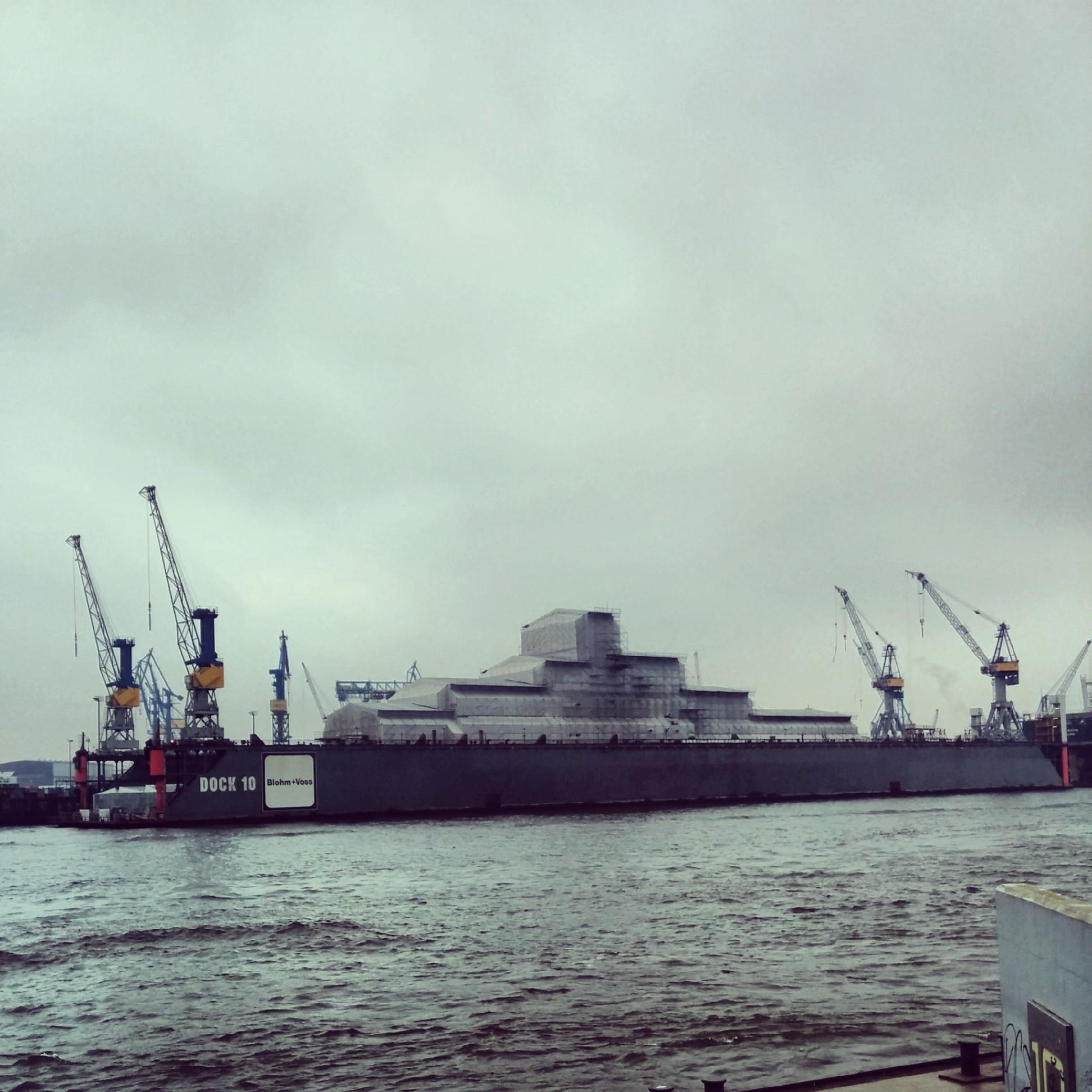 Dock 10 Blohm&Voss