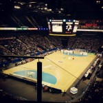 HSV Handball in der o2 World