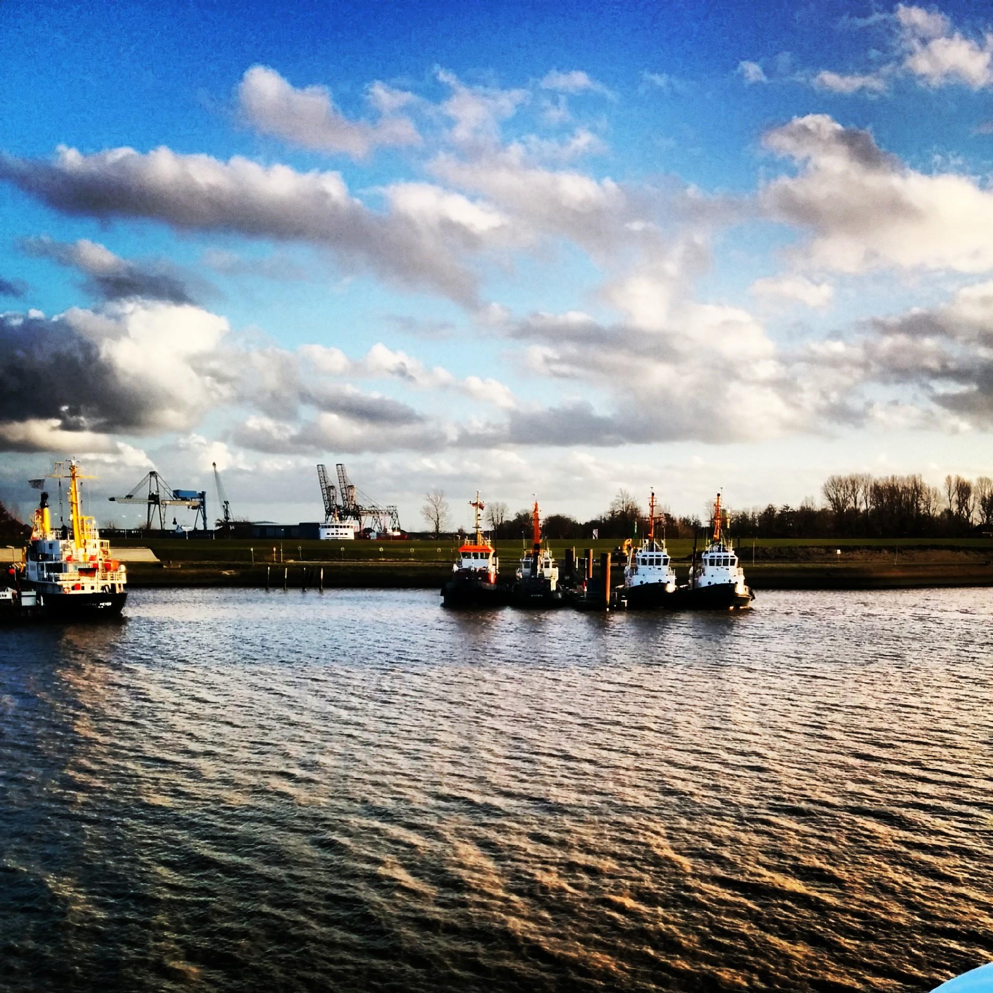 Emden Außenhafen
