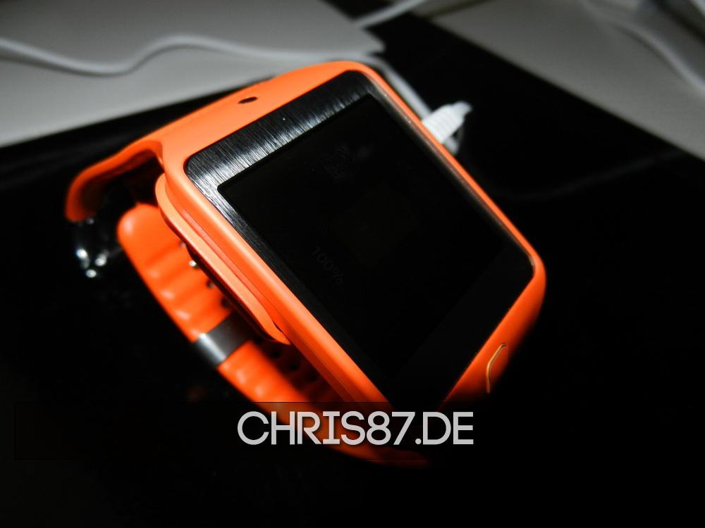 Samsung Gear 2 Neo Detailaufnahme
