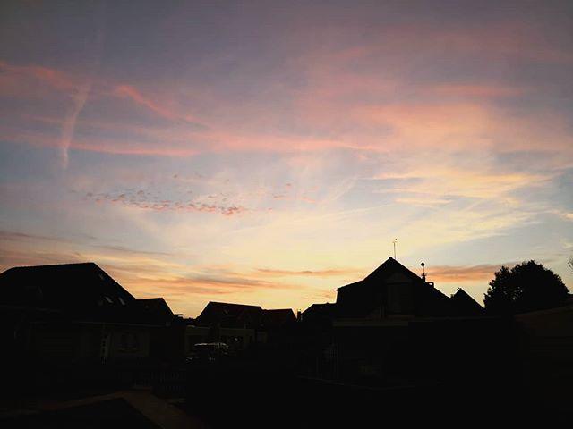 Was ein wunderbarer Himmel #borkum