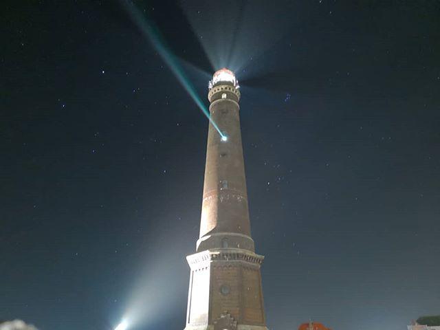 Neuer Leuchtturm Borkum - Handyfoto #nofilter #borkum #borkumaktuell