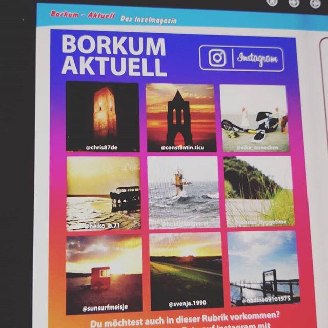 Print wirkt #borkum #borkumaktuell