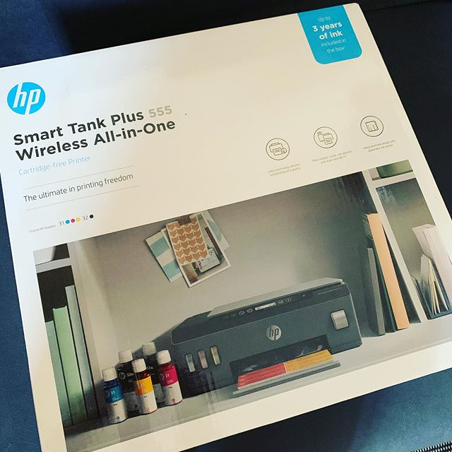 Nächstes neues Spielzeug #Insiders_HP #hpprinters