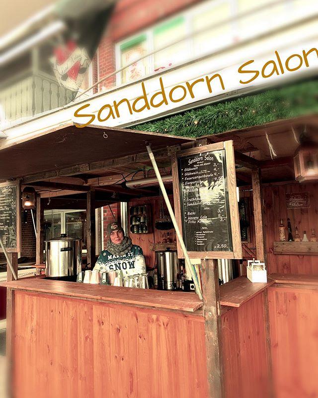 Sanddorn Salon, die Zweite 2019