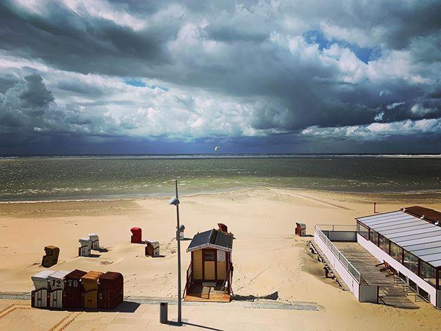 Ideales Strandwetter
