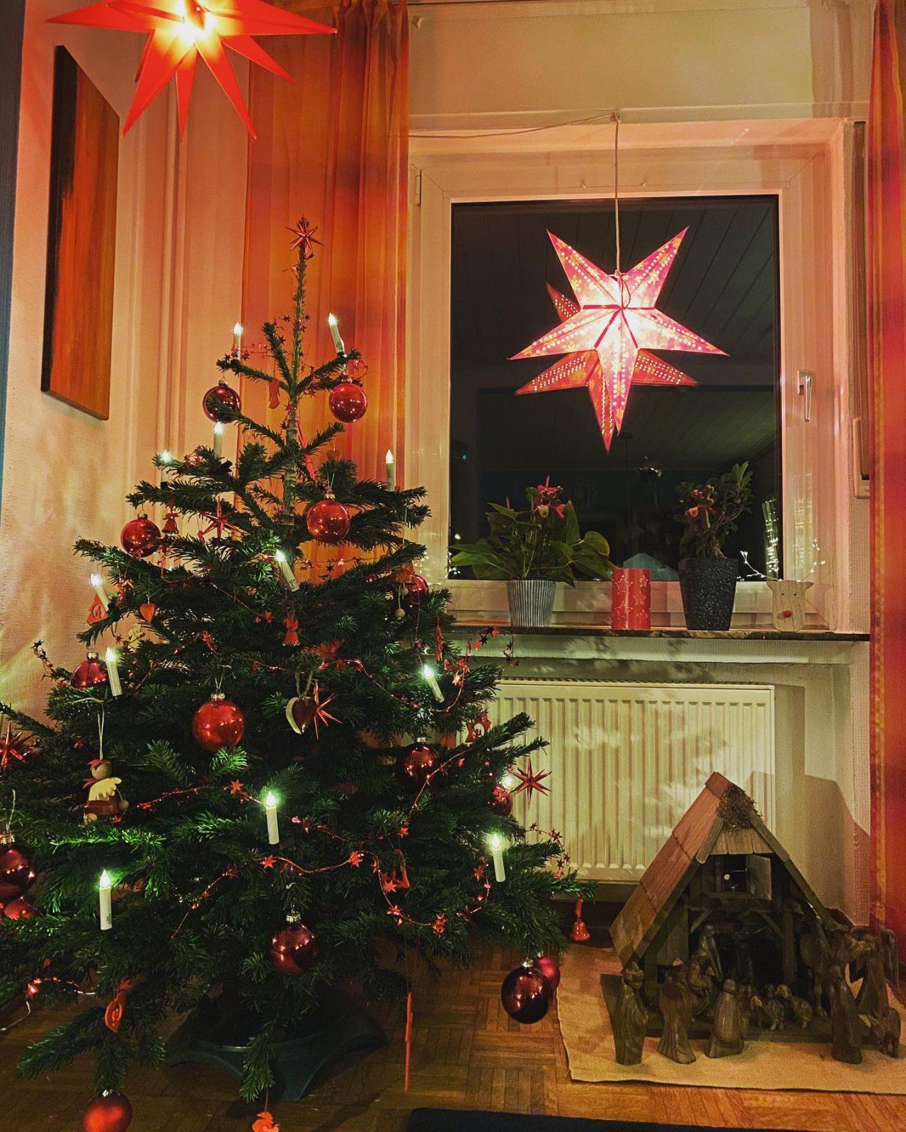 Frohe Weihnachten miteinander!